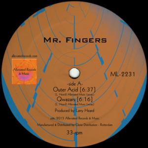 Mr. Fingers – Nodyahed Artwork