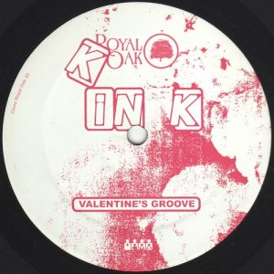 KiNK – Valentine's Groove Artwork