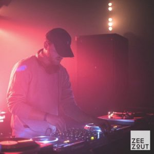 Nachtbraker 3hour warm up @ ZeeZout on Tour Groningen Artwork