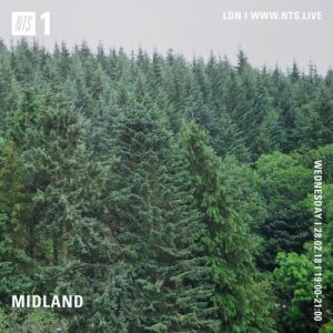 Midland – NTS Radio [28.02.18] Artwork