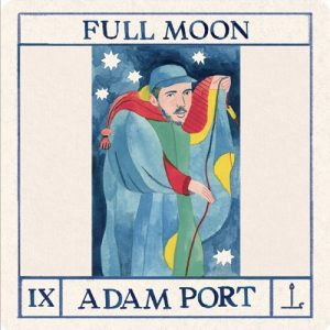 The Full Moon Mix: by Adam Port of Keinemusik Artwork