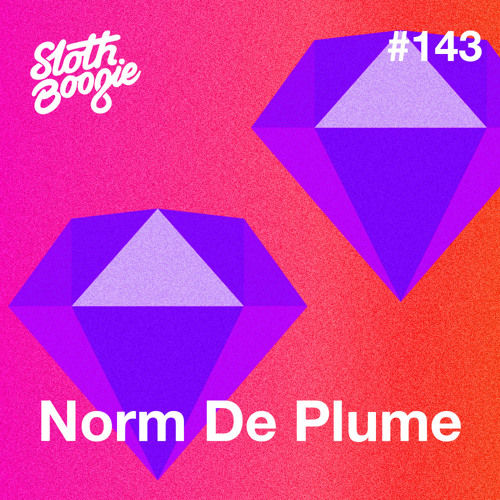 Norm De Plume SlothBoogie Soundcloud Mix Cover Art