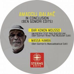 Amadou Balake – Massa Kamba (Ben Gomori's Massabbatical Edit) Artwork