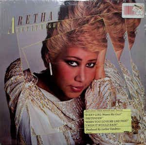Aretha Franklin – Get It Right Artwork