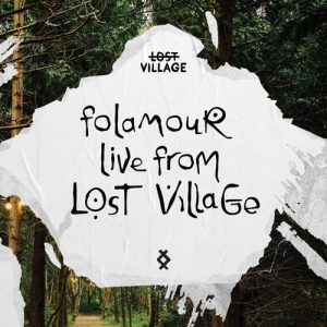 Folamour Live from the Junkyard at Lost Village 2018 Album Art