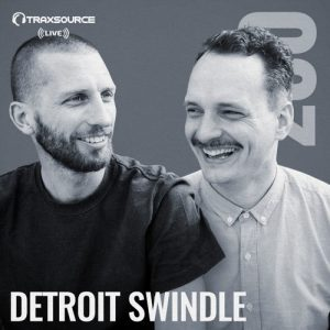 Detroit Swindle with Traxsource LIVE! #200 Album Art