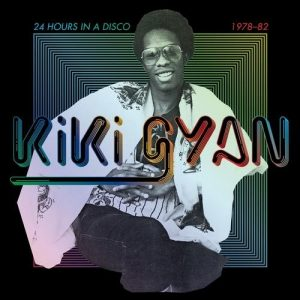 Kiki Gayan – Keep On Dancing Artwork