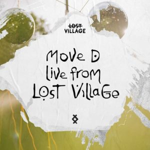 Live from Lost Village – Move D Artwork