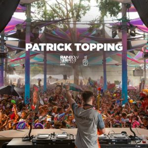 Patrick Topping @ Rainbow Serpent 2019 Artwork