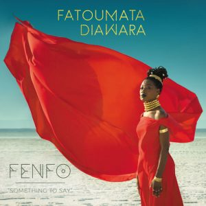 Fatoumata Diawara – Kokoro (Laolu Remix) Artwork