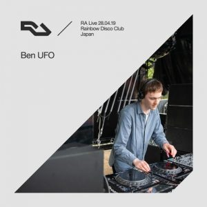 Ben UFO, Rainbow Disco Club, Japan Artwork