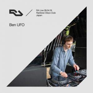 Ben UFO Album Art