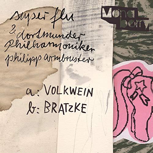 Super Flu ft. Dortmunder Philharmoniker & Philipp Armbruster - Volkwein