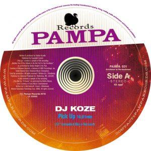 DJ Koze – Pick Up Album Art