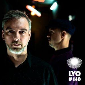 LYO#140 / Frankey & Sandrino Album Art