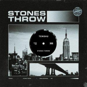 Tenshu – Stones Throw Artwork