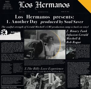 Los Hermanos – Another Day Artwork