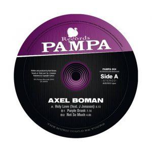 Axel Boman – Purple Drank (Off The Meds Remix) Artwork