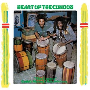 The Congos – Congoman Artwork