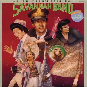 Dr Buzzard's Original Savannah Band – Auf Wiedersehen, Darrio (Edit) Artwork
