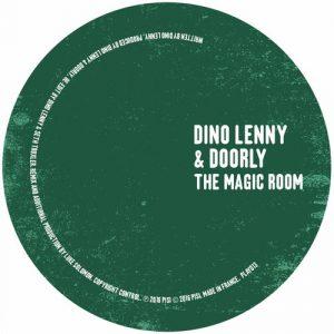 Doorly & Dino Lenny – The Magic Room (Dino Lenny & Seth Troxler re-edit) Artwork