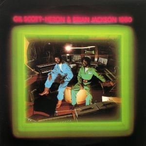Gil Scott- Heron & Brian Jackson – Shut 'Um Down Artwork