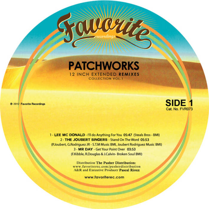 Lee McDonald - I'll Do Anything For You (Patchworks Remix)
