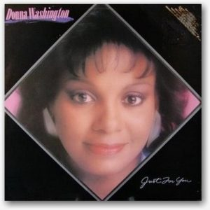 Donna Washington – You Can't Hide From The Boogie Artwork