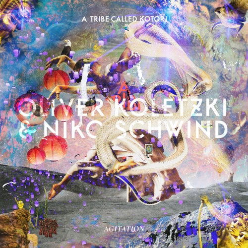 Oliver Koletzki & Niko Schwind – Agitation (Affkt remix)