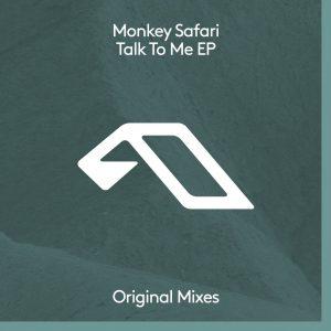 Monkey Safari – Clouds Artwork