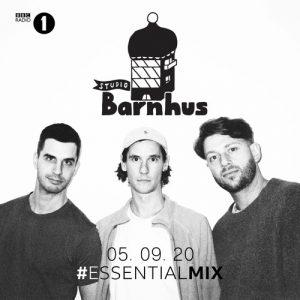 Studio Barnhus Essential Mix 2020 Artwork