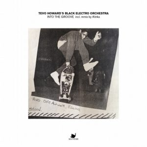 Tevo Howard´s Black Electro Orchestra – Into The Groove (House Mix) Artwork