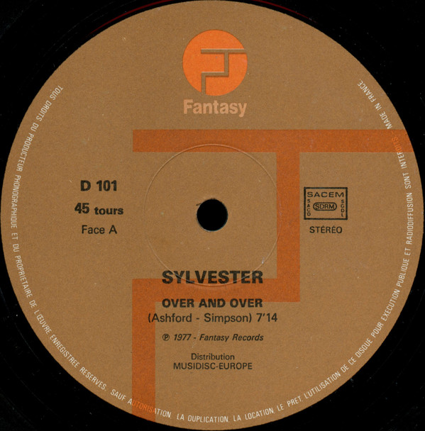 Sylvester - Over And Over