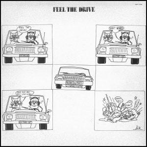 Doctors Cat – Feel The Drive (Vocal Version) Artwork