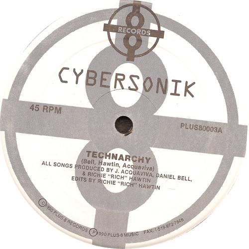 Richie Hawtin, Cybersonik - Technarchy